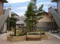 埼玉 ペット可のアパート 可愛いお庭