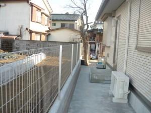 神奈川 ワンちゃんも走り回れる通路