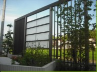 愛知 目隠しフェンス 家庭菜園