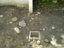 既存の排水マス