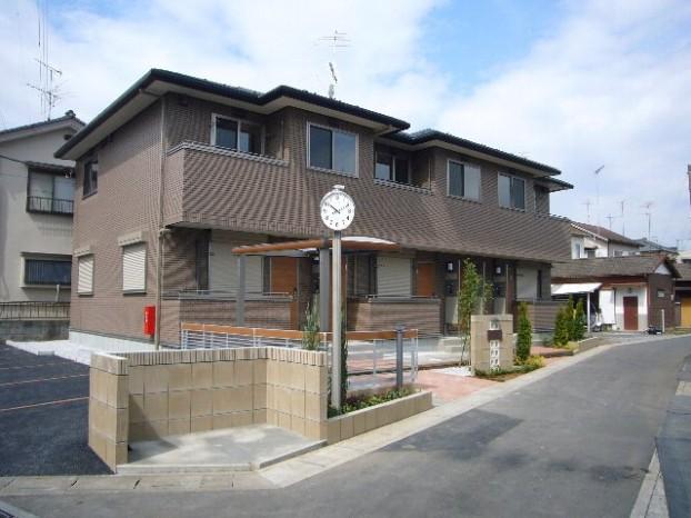 埼玉 時計台のあるマンション