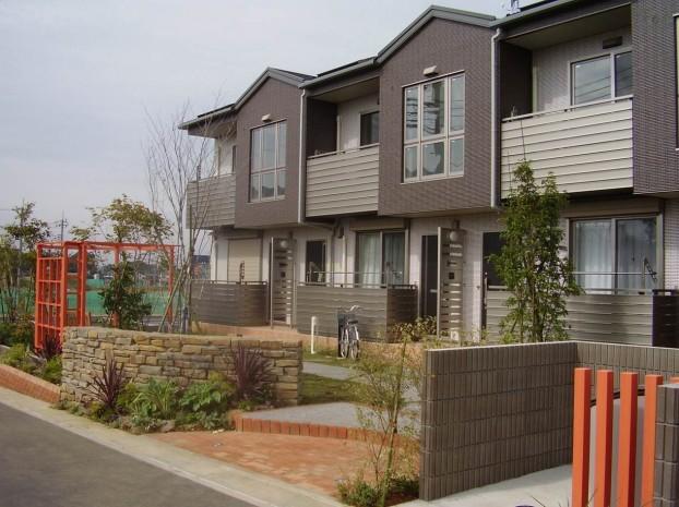 地域を輝かせる集合住宅