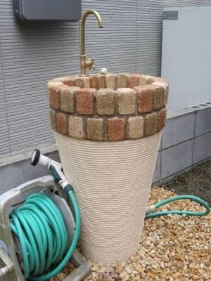 立水栓コーンタイプ