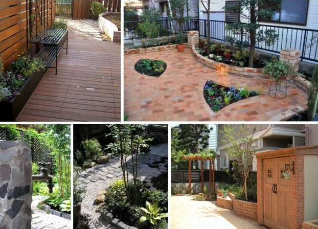庭をきちんと作りこむ