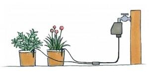 潅水装置イメージ