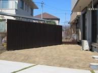 目隠しフェンス例3